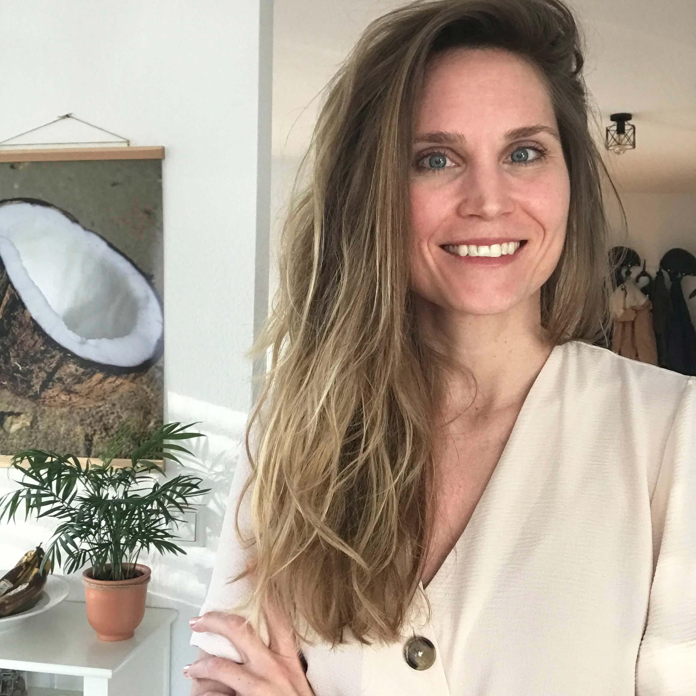 Porträt von Mentaltrainerin Isabelle Müller-Pál
